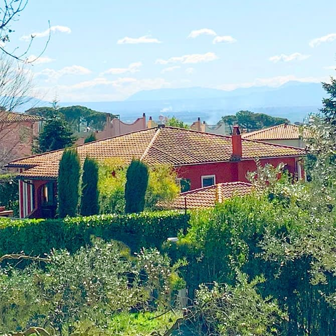 Centro residenziale Casal dei Pini - Villa singola con giardino