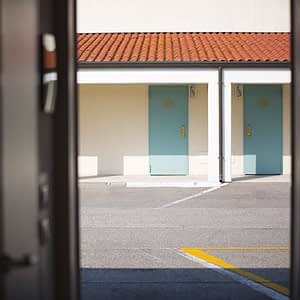 Autohotel Ravenna vista finestra