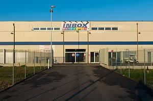 InBox Bologna - Ingresso