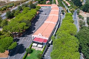 Centro Commerciale Le Rughe - Panoramica