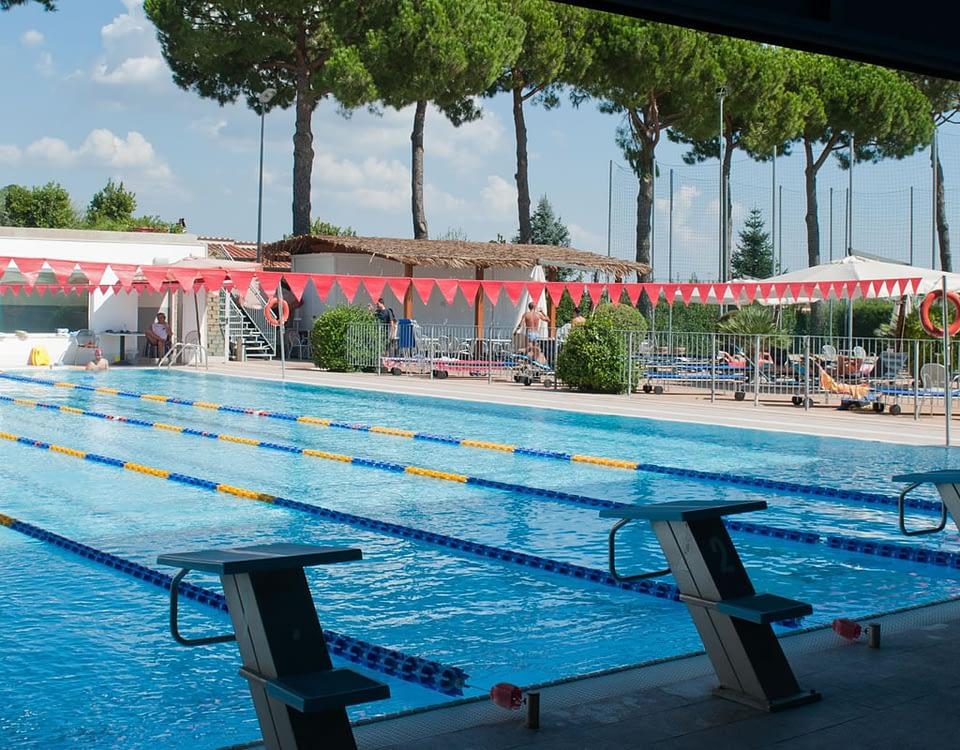 Timeout Wellness Club - Centro benessere e fitness con piscina a Roma
