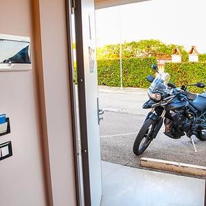 Autohotel ideale per chi viaggia in moto