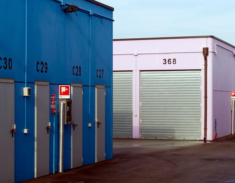 InBox Storage - garage, rispostigli e box Ravenna
